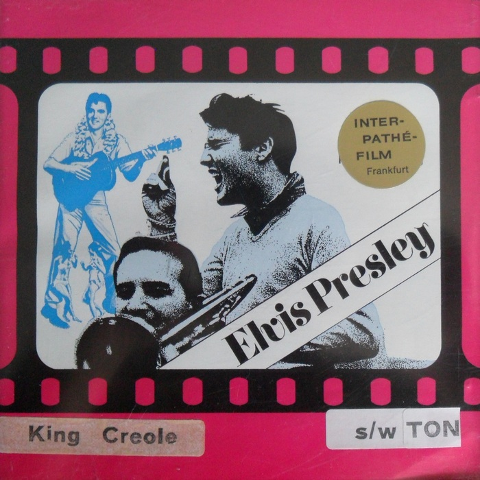 Inter-Pathe King Creole compleet