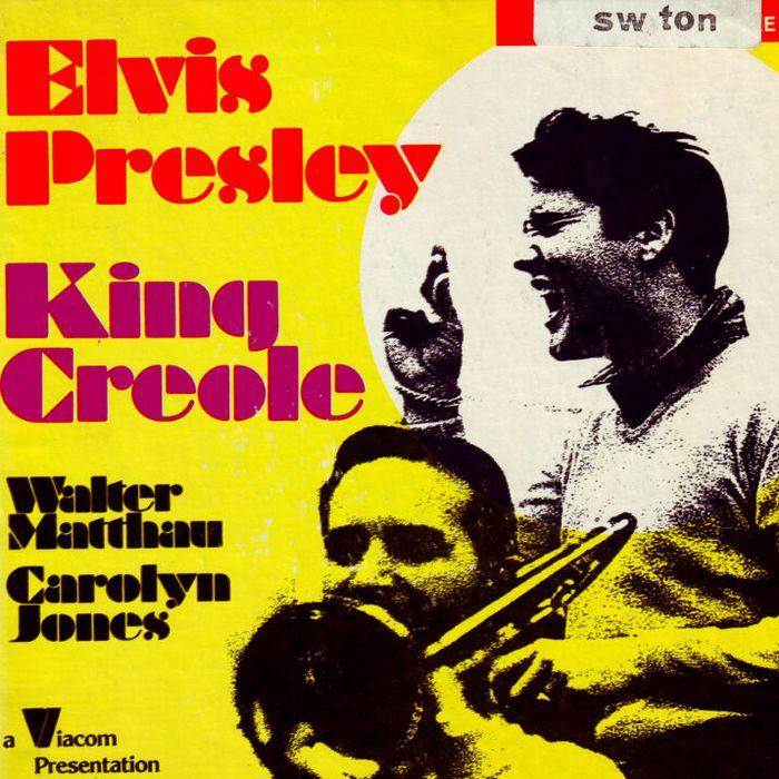 Viacom King Creole compleet