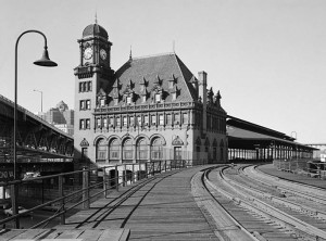 102 Richmond Train Station