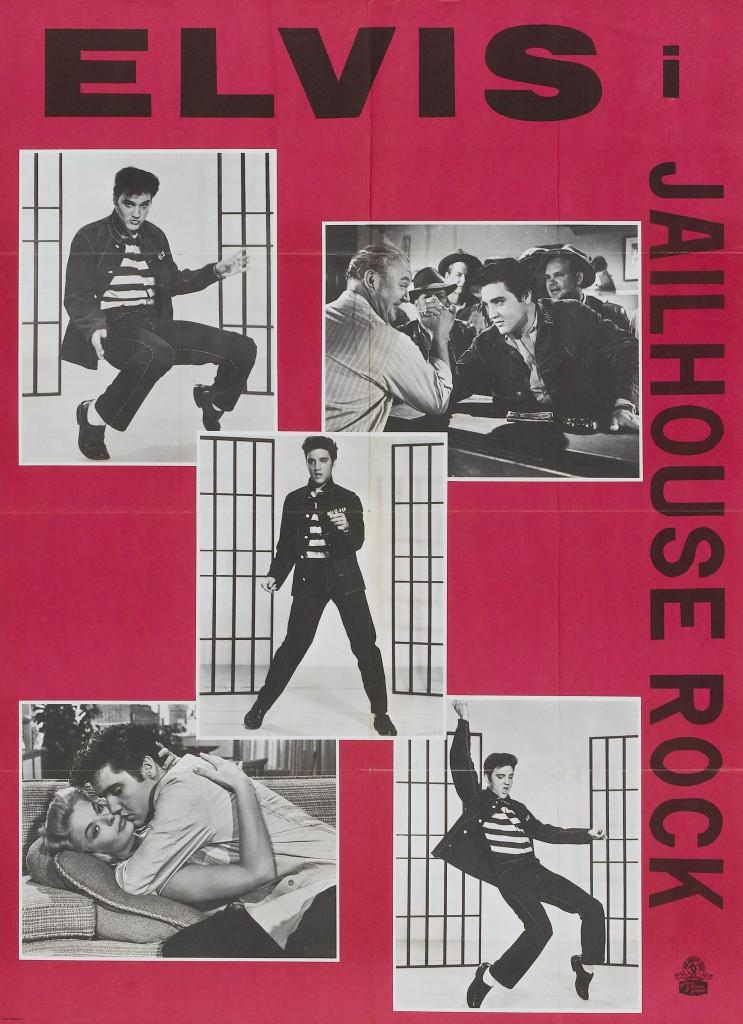Jailhouse Rock - Denmark (re 1960s)
