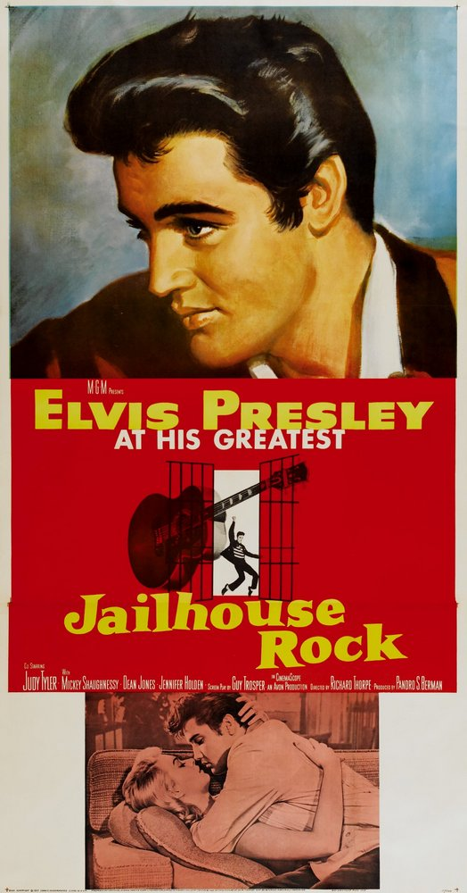 Jailhouse Rock - USA 3 sheet