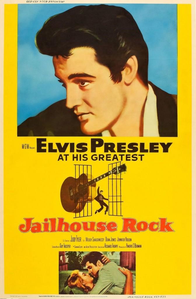 Jailhouse Rock - USA 60x40