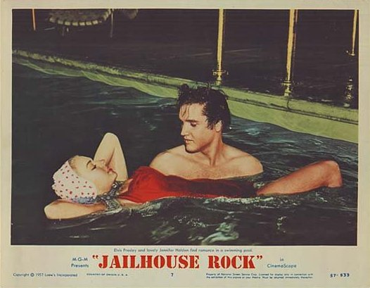 Jailhouse Rock - USA lobby card 7