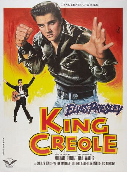King Creole - France (1978)