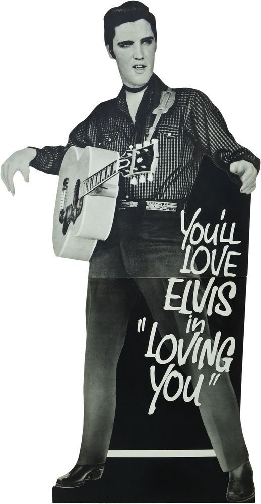 Loving You - USA standee