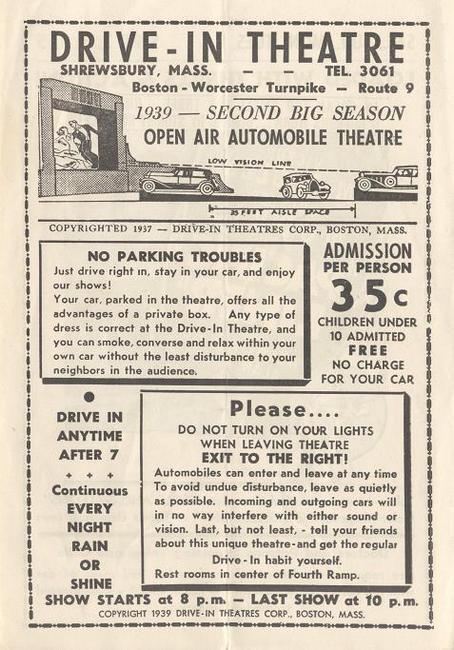 11 1939 Flyer