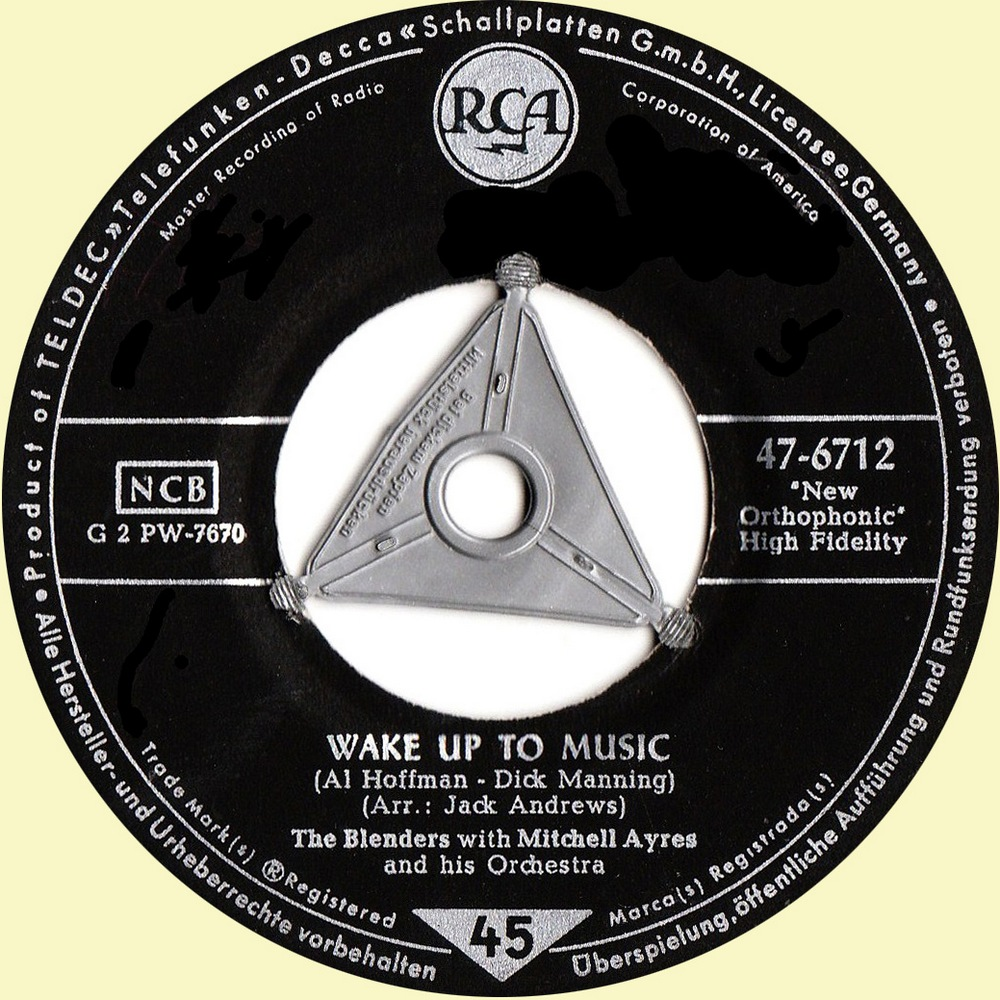 47 6712 Wake Up To Music Germany C upgrade
