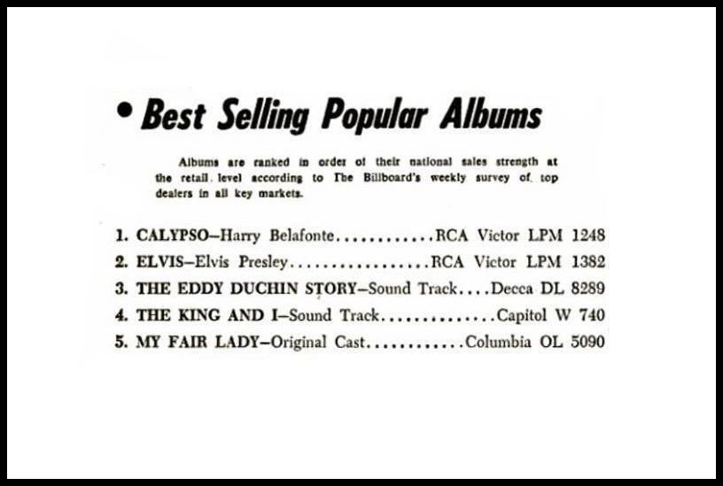 Billboard, December 1, 1956