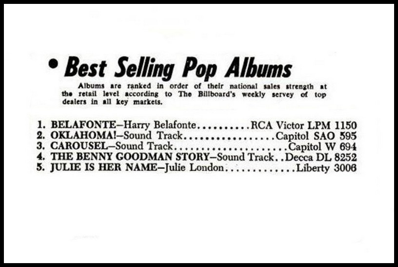 Billboard, March 24, 1956