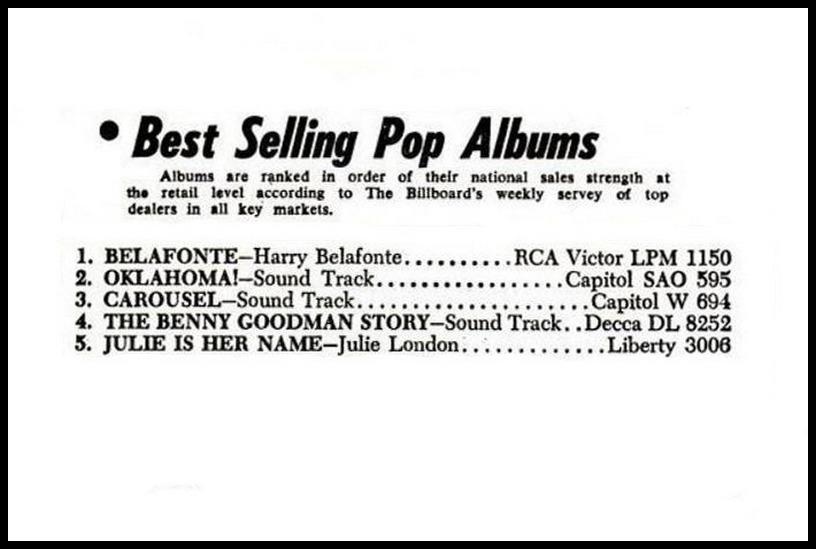 Billboard, March 24, 1956
