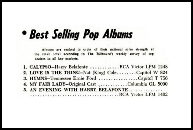 Billboard, May 20, 1957