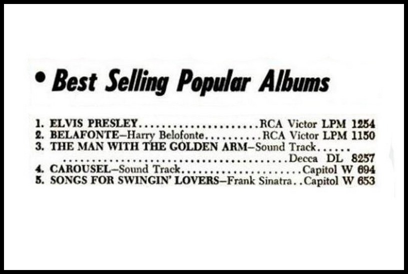 Billboard, May 5, 1956