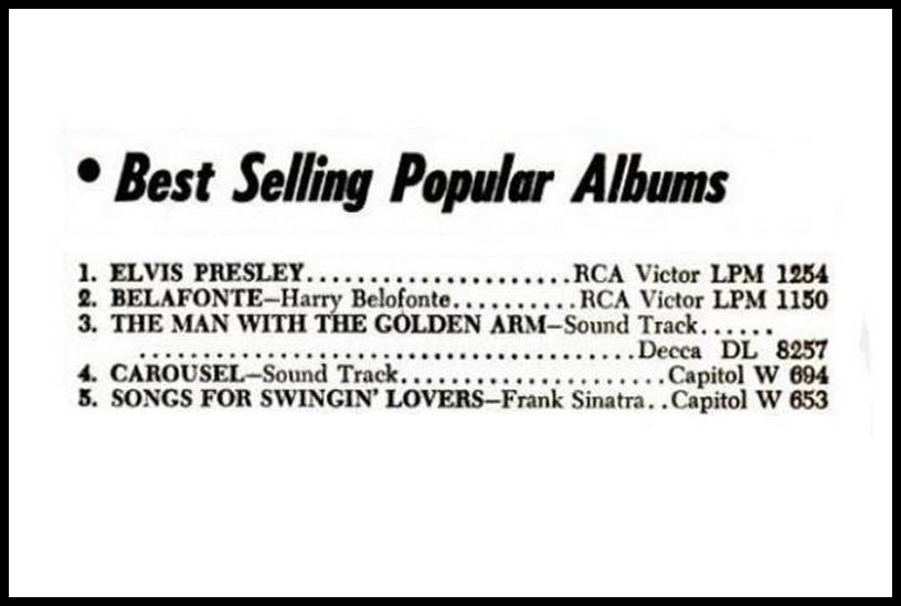 Billboard, May 5, 1956