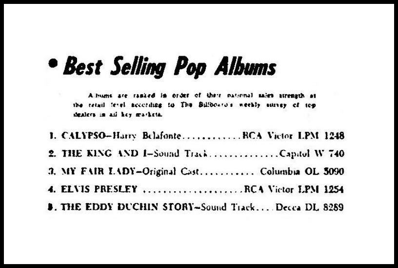 Billboard, September 8, 1956