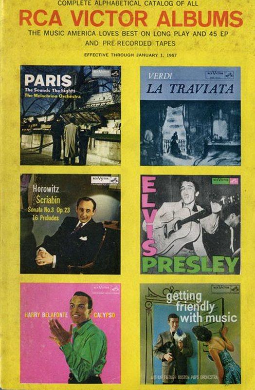 Catalog january 1957