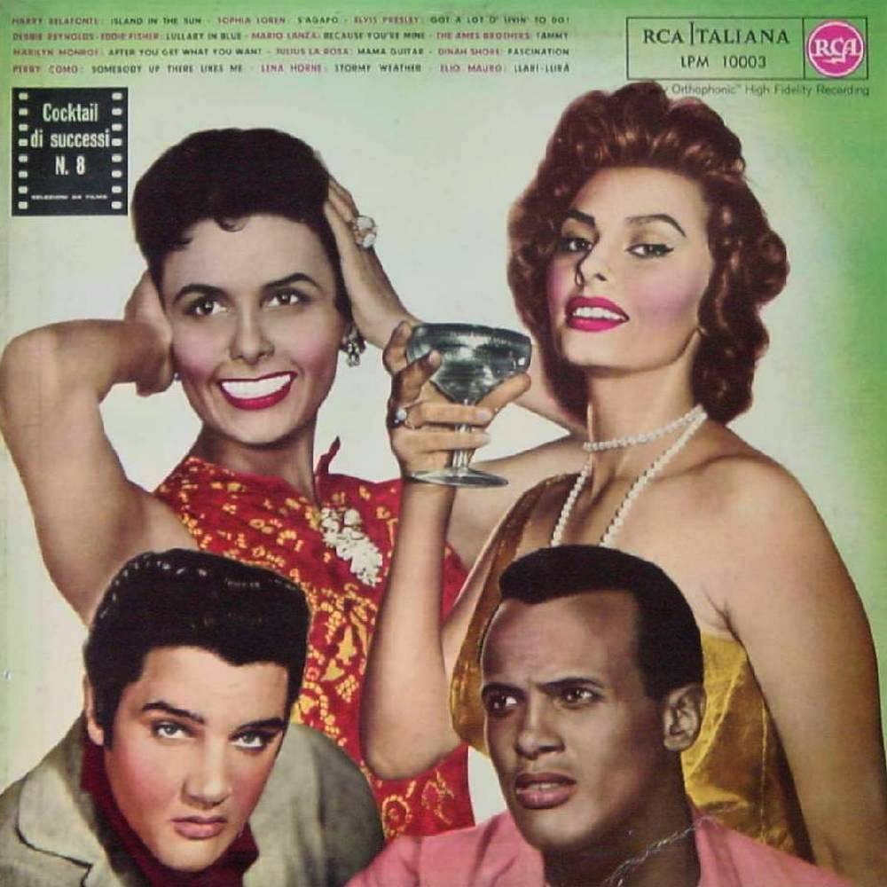 Cocktail Di Successi N. 8 (Italy, 1958)