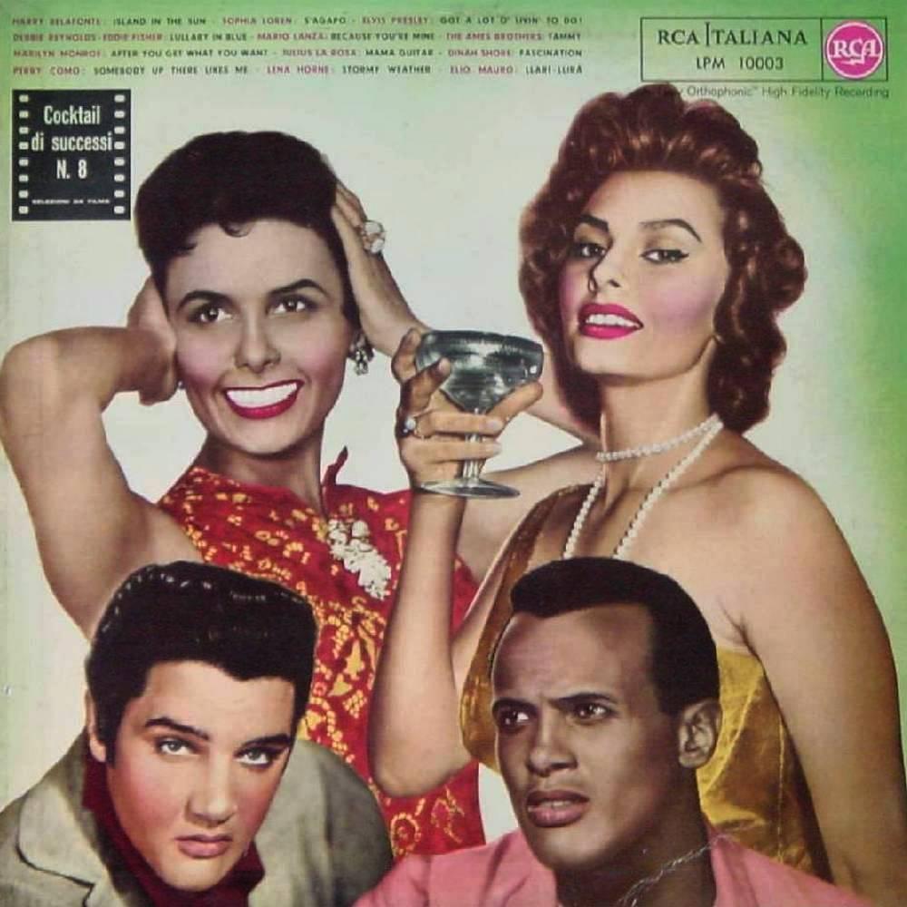 Cocktail Di Successi N. 8 (Italy, 1958)