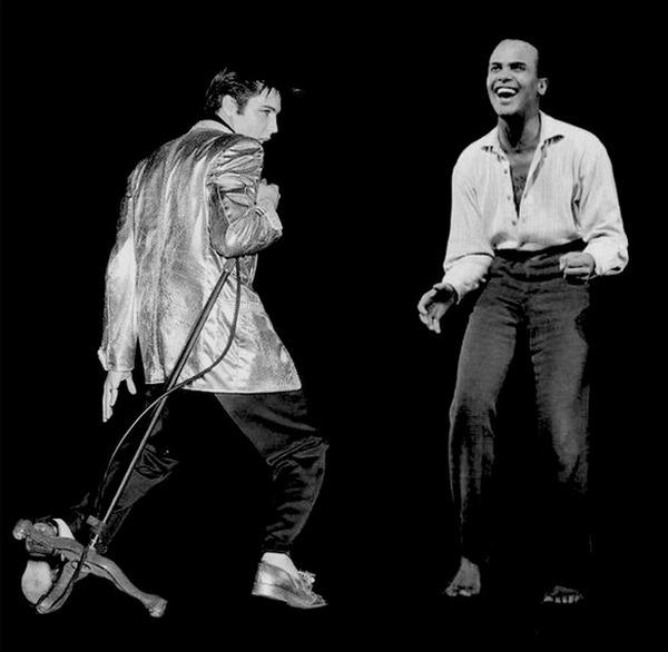 Elvis and Harry TOP