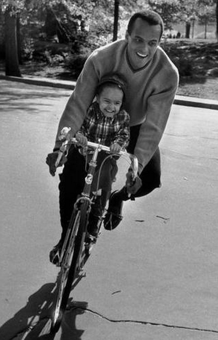Harry and Shari 1957