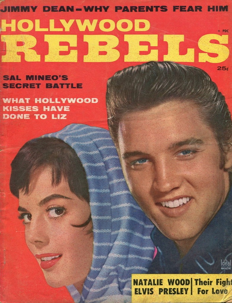 Hollywood Rebels 1957