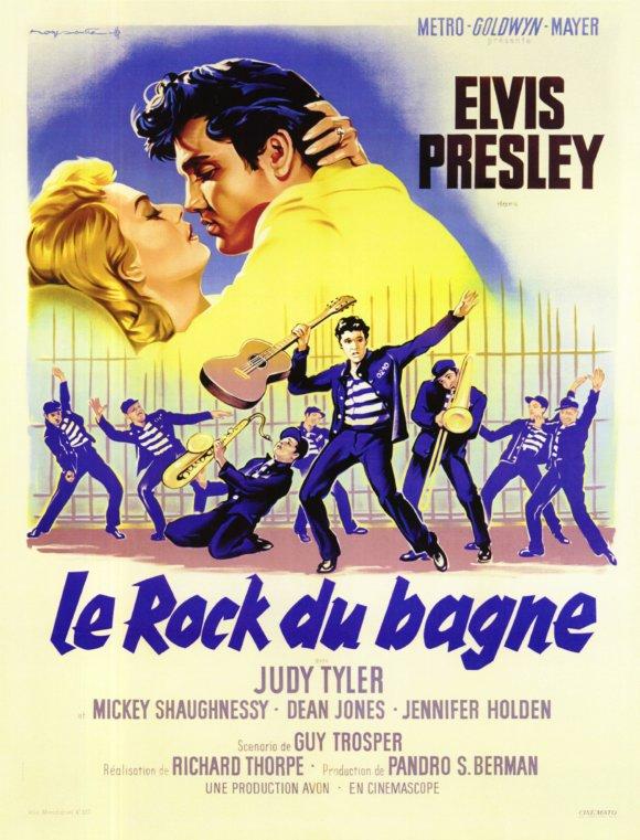 Jailhouse Rock - France 1