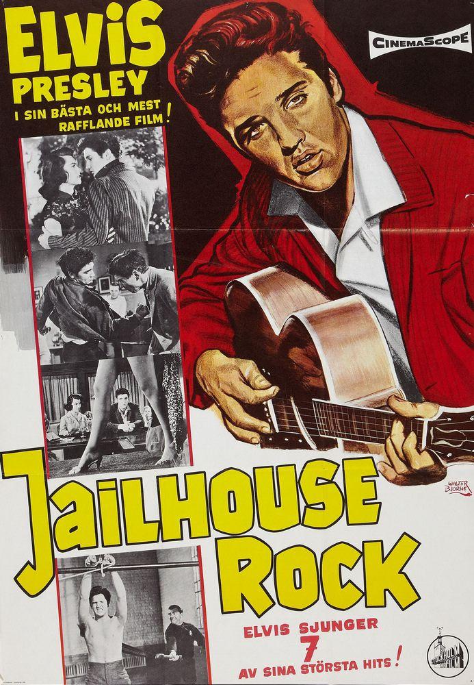 Jailhouse Rock - Sweden (1966)