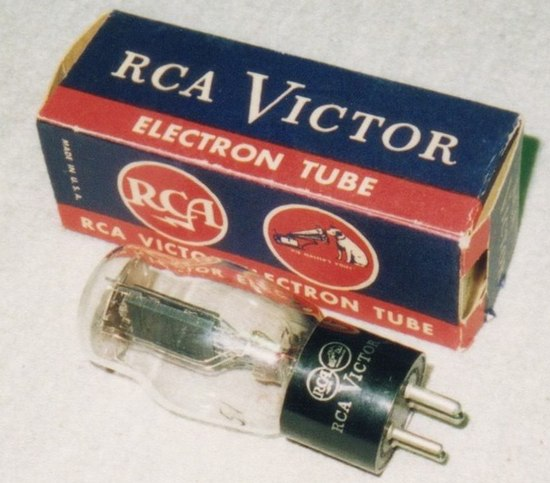 tubes for 50s record player