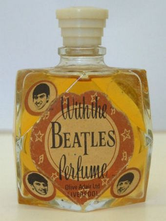 000024 - With The Beatles Perfume 1963