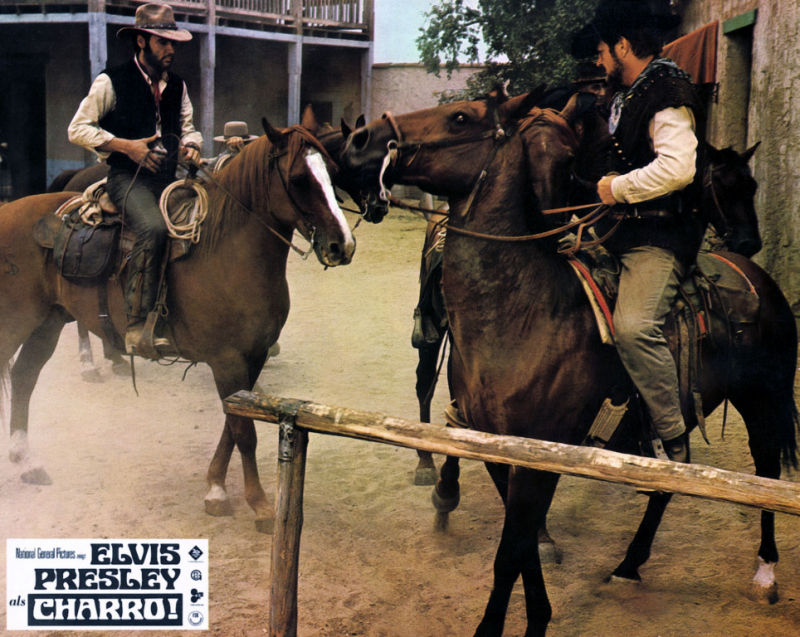 Charro - Germany lobby card 7