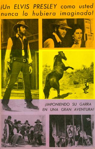 Charro - Mexico pressbook (back) (Gerrit)
