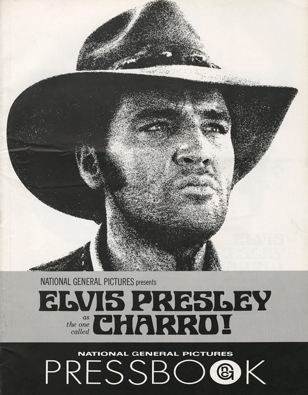 Charro - USA pressbook
