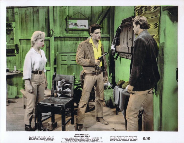 Flaming Star - USA press still 53