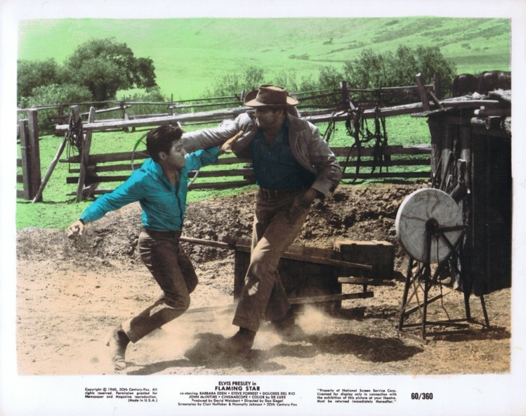 Flaming Star - USA press still 56