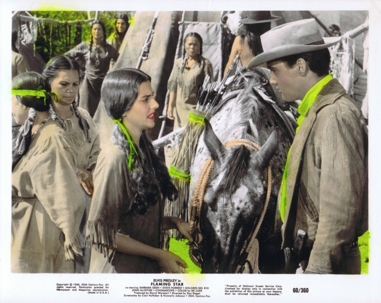 Flaming Star - USA press still 57