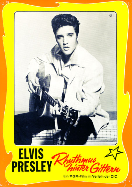 Jailhouse Rock - Germany lobby card 01 (1971)