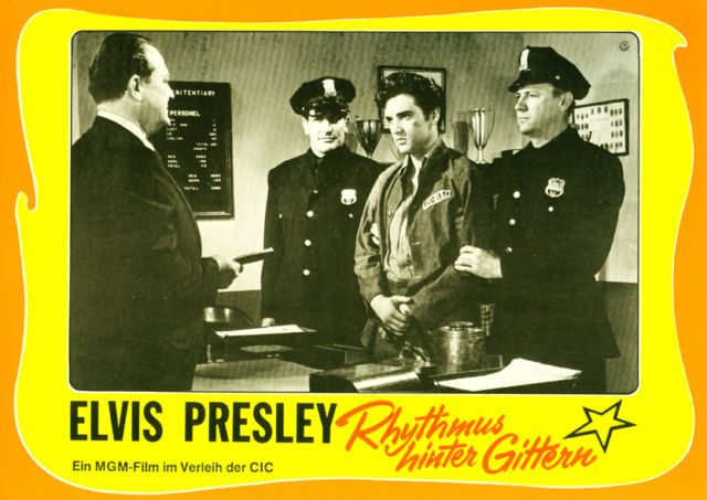 Jailhouse Rock - Germany lobby card 03 (1971)