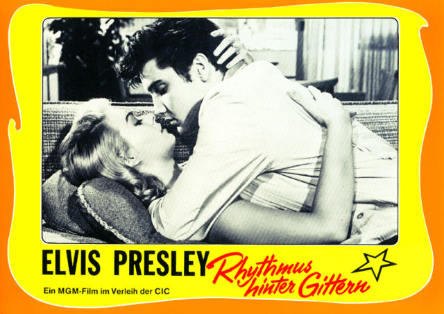 Jailhouse Rock - Germany lobby card 04 (1971)