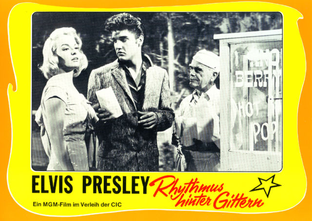 Jailhouse Rock - Germany lobby card 05 (1971)