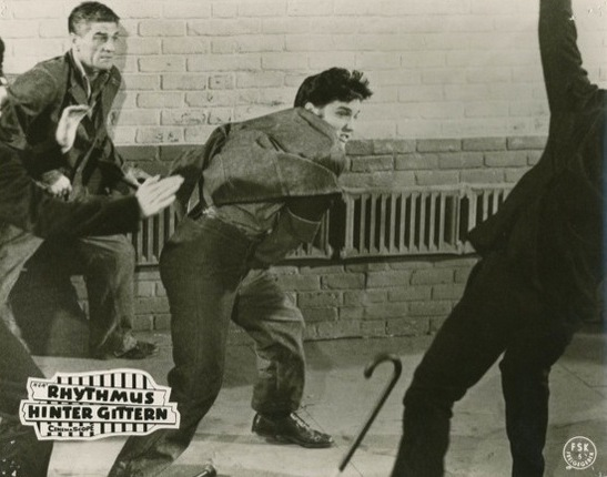 Jailhouse Rock - Germany lobby card 05