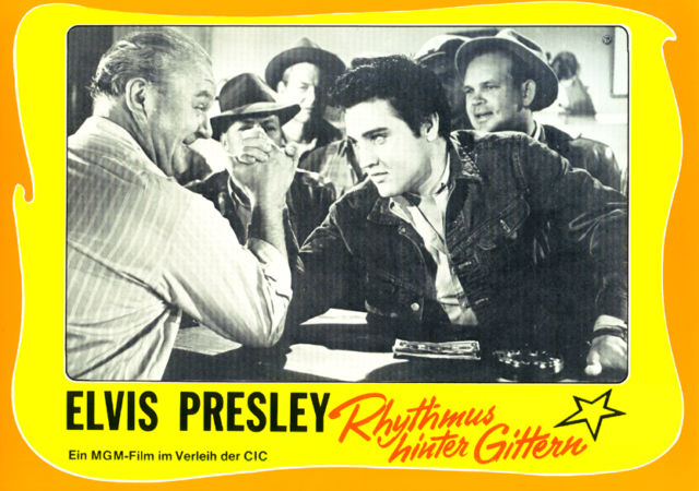 Jailhouse Rock - Germany lobby card 07 (1971)