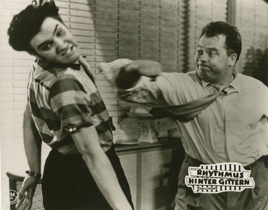 Jailhouse Rock - Germany lobby card 14