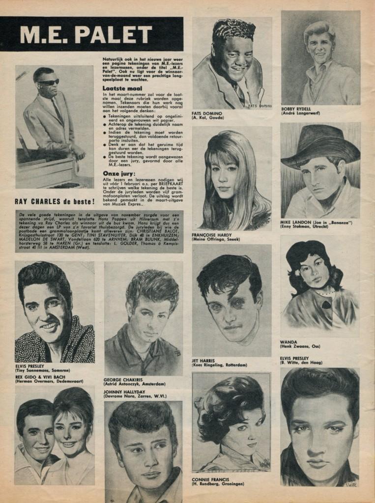 Muziek Expres 97 (januari 1964) 10