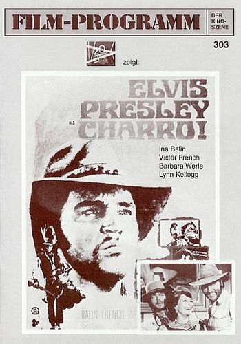 Charro - Germany film programm