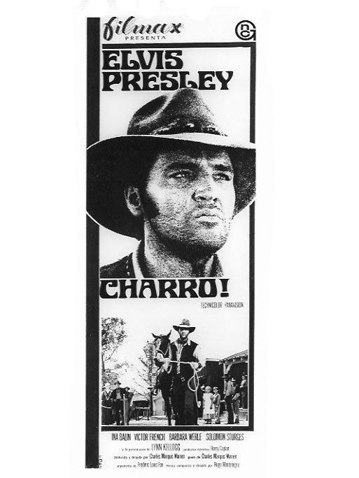Charro - Italy pressbook