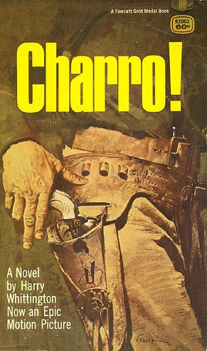Charro - USA pocket book