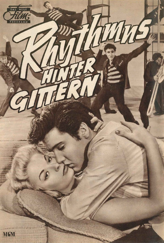 Jailhouse Rock - Germany filmprogramm Mannheim (Kurt)