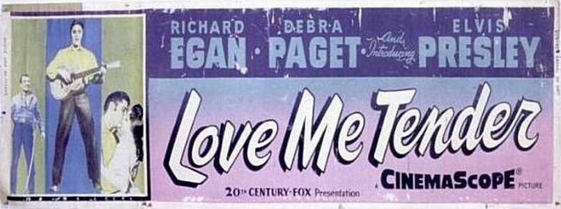 Love Me Tender - USA banner