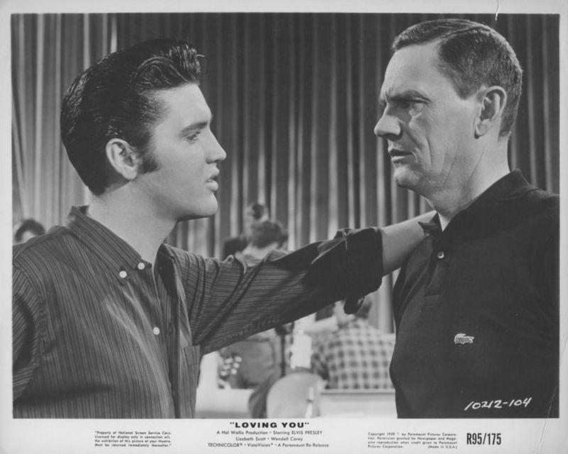 Loving You - USA press still 100 (1959)