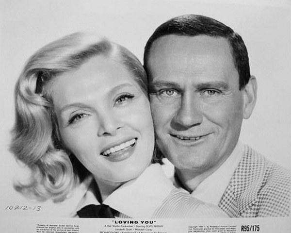 Loving You - USA press still 102 (1959)