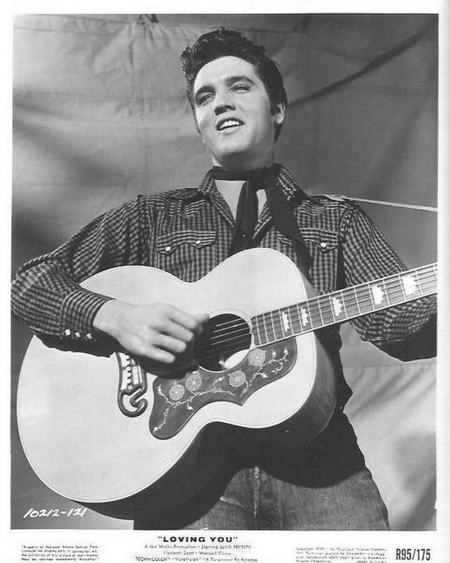 Loving You - USA press still 103 (1959)